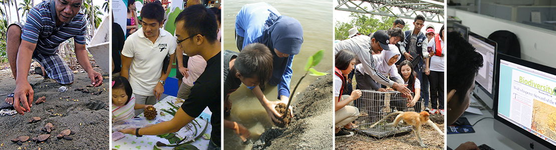 about the asean biodiversity heroes
