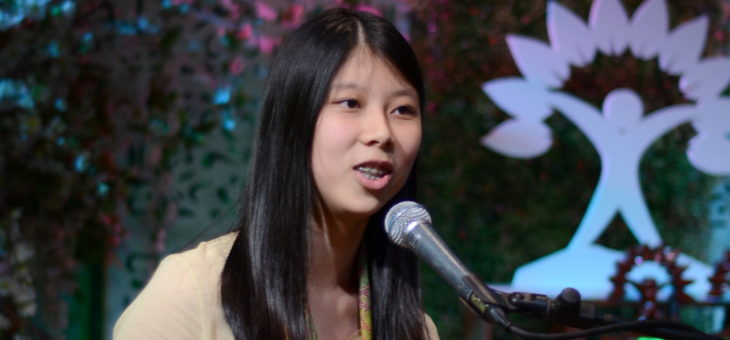 Teen Eco-Hero Sparks Change Among Fellow Youth